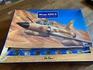 Heller Mirage 2000 N 1/48   numero 60424