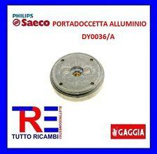 ASSIEME PORTADOCCETTA ALLUMINIO MACCHINA CAFFE' SAECO GAGGIA PHILIPS DY0036/A