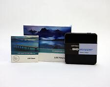 Kit de Filtros Foundation titular Lee + Lee Tapón & Lee de 82 mm de ancho Big Anillo. nuevo