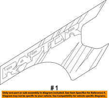 FORD OEM 2014 F-150 Decals-Decal sticker Left EL3Z9920001AA