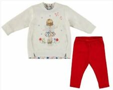 Polyester Winter Outfits & Sets (0-24 Months) for Girls