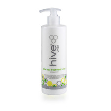 THE HIVE OF BEAUTY After Wax Treatment Lotion With Coconut & Lime Oil 400ml