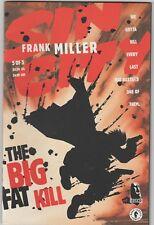 Sin City The Big Fat Kill #5 1995 The Big Fat Kill Vf/Nm