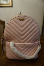VICTORIA'S SECRET PINK BACKPACK GGLD CHAIN NEW WITH TAGS