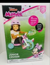Disney Minnie Mouse Junior Fly Wheel Cruiser Tricycle - Pink (New )