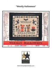 Woolly Halloween~Twin Peak Primitives
