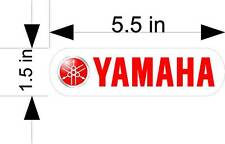 YAMAHA vehicle decals/stickers