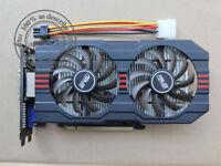 Original ASUS NVIDIA GeForce GTX 750 Ti 2GB Grafikkarte GTX750TI-OC-2GD5 128bit