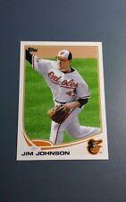 JIM JOHNSON 2013 TOPPS CARD # 143 A7717
