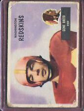 1955 Bowman 45 Gene Brito RC POOR #D146037