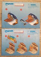 Playmobil Notice Calendrier De L'avent Réf 4159 Et 4161