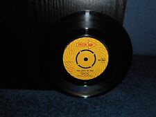 """7"""" 45rpm Leapy Lee - Here Comes The Rain / Three Little Words (I Love You)"""