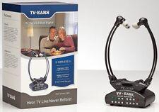 TV Ears Dual Digital Wireless Headsets-Hearing Aid for Seniors & Hard of Hearing