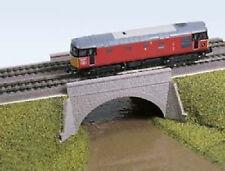 Ratio 253 - Twin Track River or Canal Railway Bridge N Gauge Plastic Kit T48 Pos