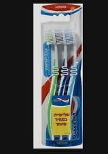Aquafresh Toothbrushes - 1pack x 3 toothbrushes