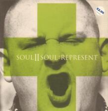 """Soul II Soul(12"""" Vinyl P/S)Represent-Island-Ex/New"""