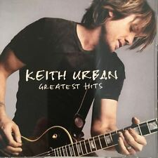 Keith Urban - Greatest Hits CD Album Australia 2007 Near Mint