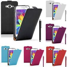 Accessoires Etui Housses Coque Cuir Véritable Protection Seri Samsung
