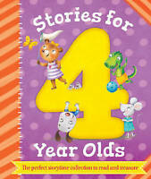 Stories for 4 Year Olds (Young Story Time), , Very Good Book