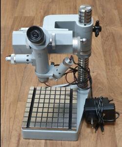 Messmikroskop Mikroskop Meßmikroskop Carl Zeiss 29371 Mit Beleuchtung