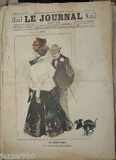 LE JOURNAL POUR TOUS du 18/08/1897 ° DESSINS DE J.WELY/GENTIL/GEORGE-EDWARD