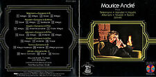 Maurice Andre Plays Telemann ... BRAND NEW FACTORY SEALED CD (1986 RCA Red Seal)