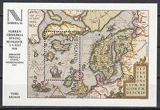 Island Block 6 postfrisch, Briefmarkenausstellung NORDIA'84 in Reykjavik