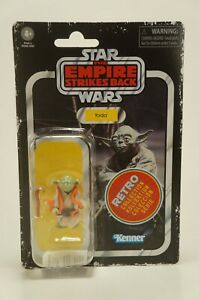 2020 Star Wars Kenner Retro Collection Yoda Action Figure The Empire Strikes Bac