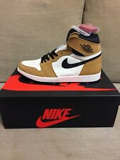 Nike Air Jordan 1 OG Rookie Of The Year New Sz 9 New W Receipt Union La Supreme