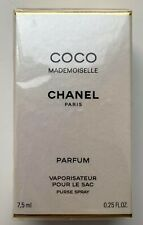 Chanel COCO MADEMOISELLE parfum SPRAY 7,5 ml 0.25 fl oz SEALED BOX