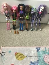 Monster High Dolls Doll Bundle ⭐️ 6 Dolls