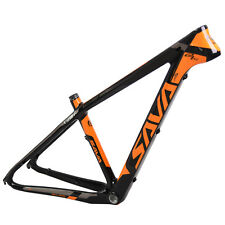 SAVA T800 UD Carbon Mountain Bike Frame 27.5 inch MTB Bicycle Frame 15/17""