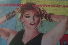 "MADONNA/ RARE EARLY 12"" RECORD/ BORDERLINE/ US REMIX/ 1984/"