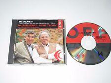 CD/ORF CD1/ZIZERLWEIS/WALTER BERRY/HEINZ ZEDNIK/PHILHARMONIA SCHRAMMELN