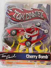 Tom Daniel Cherry Bomb 1:43 Die Cast Metal Scale Replica MIB!