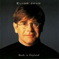Elton John-Made in England CD
