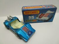 1976 MATCHBOX SUPERFAST NO.55 HELLRAISER ***NEW IN BOX***