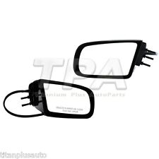 New Left and Right Pair Set DOOR MIRROR For Pontiac Grand Am