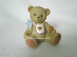 Cherished Teddies Camden 2011 Member Figurine NIB #4023822 SIGNED