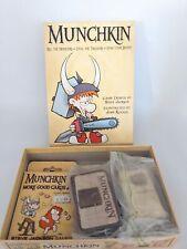 Munchkin, used.