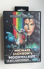 Michael Jacksons MoonWalker - Sega Mega Drive Game