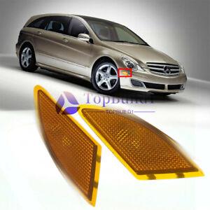 For Mercedes Benz R Class R320 R350 2518200221 Right Bumper Turn Signal Light