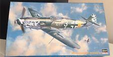 Hasegawa Messerschmitt Bf109G-10 Model Kit Ref 09064 Escala 1-48, Nuevo