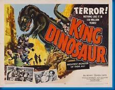 King Dinosaur Movie Poster24in x 36in