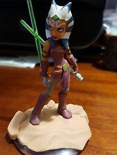 AHSOKA Star Wars  Disney Infinity Figure PS3/360/WII/3DS 💜💜💜 FAST POST