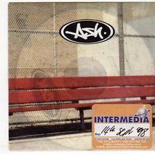 (EM580) Ash, Jesus Says - 1998 DJ CD
