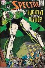 The Spectre! Comic Book #5, DC Comics 1968 VERY FINE-