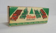 Repro Box Tekno/Vilmer 347 Motor-Lorry/LKW/Feuerwehr/Abschleppwagen