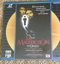 La Malediction Laserdisc LD VF
