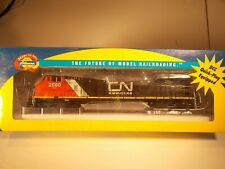 Athearn HO Canadian National Dash 9-44CW #2660 DCC /Quick Plug Equipped NEW